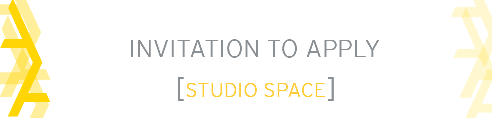 Open Call: Self-funded Studio Residency